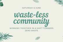Waste-Less Community: Working together in a shift towards zero waste