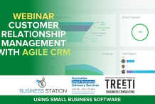 Customer Relationship Management with Agile CRM [Webinar]