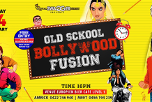 OLD SCKOOL BOLLYWOOD PARTY