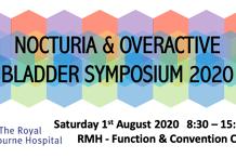 Nocturia and Overactive Bladder Symposium 2020