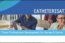 Intermittent Catheterisation Workshop (Half Day)