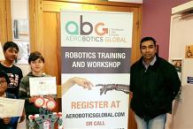 Robotics Holiday Program 2020 - Reservoir