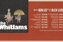 The Whitlams - Newcastle *SOLD OUT*