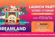 Dreamland Music Festival Pre Party - SAT 22ND FEB