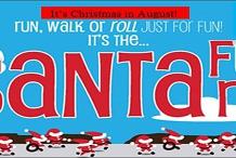 Christmas in August Santa Fun Run