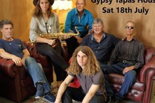 DAVs at Gypsy Tapas Sat 18 July