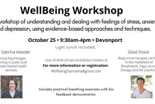 Wellbeing Workshop