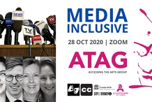 Media Inclusive | ATAG  Online 28 Oct 2020