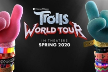Movie Fundraiser - Trolls: World Tour