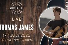 Thomas James - LIVE