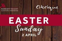 Easter Sunday Brunch, Citrique - Surfers Paradise Marriott Resort & Spa