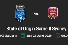 State of Origin Game II - Location To Be Confirmed