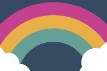 The Double Rainbow: First Social Group