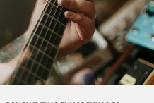 Songwriting Thu 16 July 9:30-12:30PM