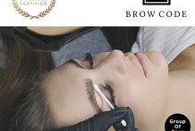 Brow Lamination Course with Brow Code Lustre & Tints