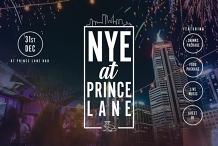 NYE at Prince Lane