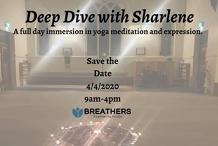 Deep Dive with Sharlene