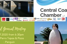 Central Coast Chamber of Commerce - Annual General Meeting 2020