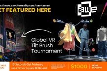 2020 Melbourne VR Art Fest and Tournament