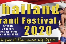 Postponed - Thailand Grand Festival NT 2020