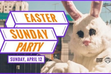 Easter Sunday Party - 12.04.20