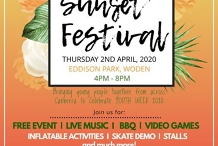 Sunset Festival - ACT Youth Week 2020