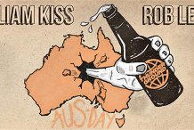 THUNDERGROUND AUS DAY PARTY FT. WILLIAM KISS & ROB LEWIS