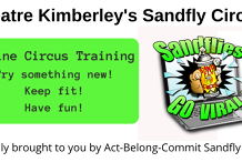 Sandflies Go Viral - Things That Spin- Poi Beginner (Short Course)