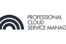CCC-Professional Cloud Service Manager(PCSM) 3 Days Virtual Live Training in Hobart
