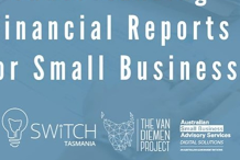 Lunch & Learn: Understanding Financial Reports for Small Business