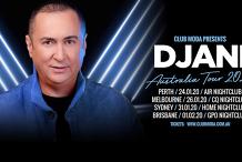 CLUB MODA Presents DJANI (Live) (Melbourne Show)