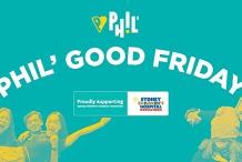 Phil Good Friday | @ Home Scavenger Hunt