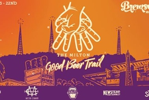 The Milton Good Beer Trail