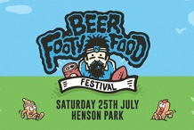 The Beer Footy & Food Festival 2020 Series - Henson