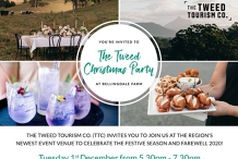 The Tweed Christmas Party