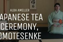 Nomad Tea Festival Europe - Japanese Tea Ceremony, Omotesenke