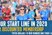 ITU // Mooloolaba Triathlon 2020