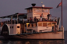 Labor Day long weekend - Friday Night Dinner and Live Music Cruise