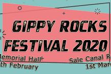Gippy Rocks 2020