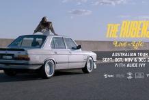 The Rubens - Bundaberg (Lic AA)- Live in Life Tour