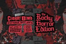 Cherry Bomb: Brisbane ✦ ℜ???? ℌ????? ???????