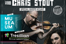 Chris Stout & Catriona McKay - Special guests KEJAFI