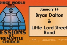 Sessions - Night Three: Little Lord Street Band & Bryan Dalton