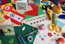 Paper Craft School Holiday Fun