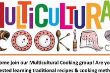 Multicultural Cooking Group