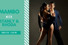 Mambo 6 Week Course in Term 5!