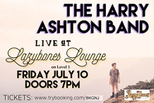 Lvl 1 - The Harry Ashton Band