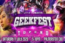 Geekfest Top End 2020