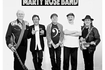 The Marty Rose Band at The Essendon Bowls Club