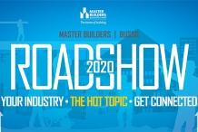 Bundaberg Master Builders BUSSQ Roadshow - POSTPONED